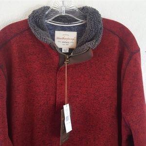 Weatherproof vintage NWT pull over sweatshirt XL